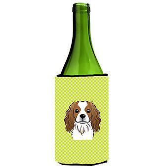 لوح شطرنج الجير الأخضر الكلب المتعجرف زجاجة النبيذ المشروبات عازل نعالها