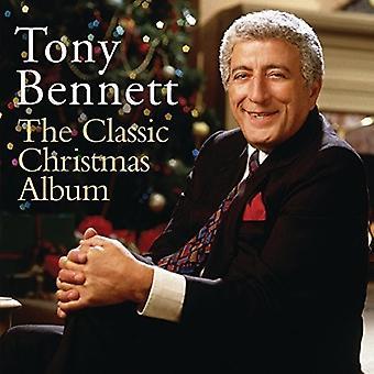 トニー ・ ベネット - 古典的なクリスマス ・ アルバム [CD] USA 輸入