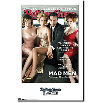 Mad Men - Best Show Rolling Stone Poster Print by Poster Print