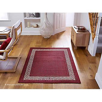 Kreikan keskeinen punainen matto