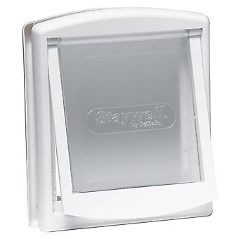 PetSafe Staywell Original 2-Way Pet Door - Small - White (715EFS)