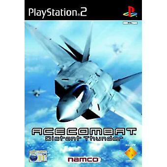 Ace Combat 4 Fjern torden (PS2)-fabriks forseglet