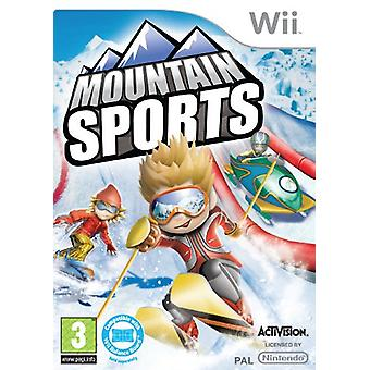 Mountains Sports (Wii) - New