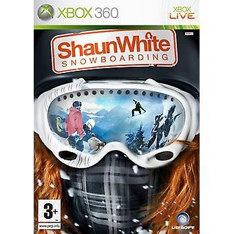 Shaun White Snowboarding (Xbox 360) - Fabrik versiegelt