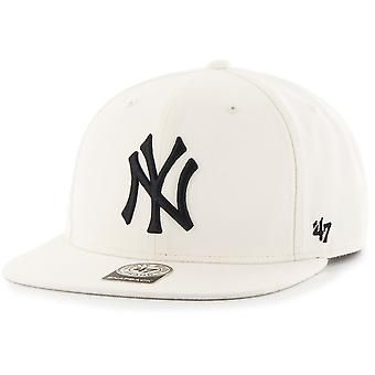 47 le feu casquette Snapback - Yankees de New York NO coup naturel