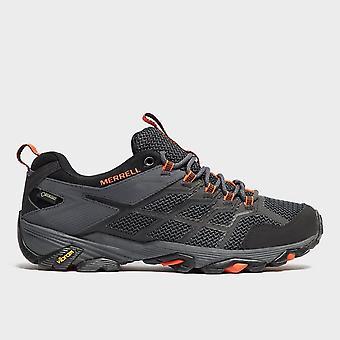New Merrell Men's Moab FST 2 GORE-TEX® Mid Shoes Grey