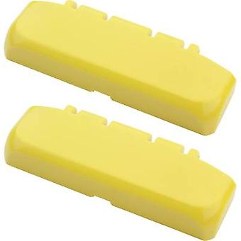 Bopla Bocube 96330303 Hinge Acrylonitrile butadiene styrene Traffic yellow 2 pc(s)