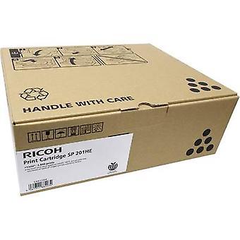Cartucho Ricoh Toner SP 201HE 407254 Original Black 2600 Sides