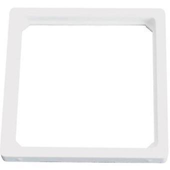 Berker Intermediate frame Q.1, Q.3 Polar white 1109 60 79