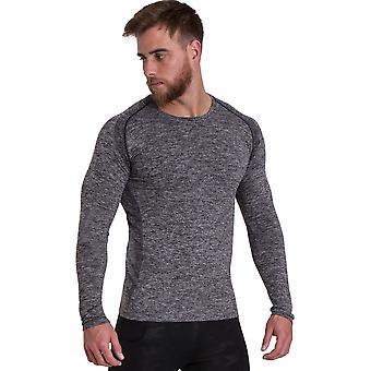 Outdoor Look Mens Dulnain T Shirt Wicking koele droge Gym Top