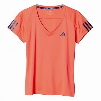 Adidas Tennis Club T-Shirt Damen rot