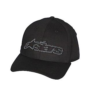 Alpinestars Medium Curve Flexible Cap ~ Blaze Fader black/char