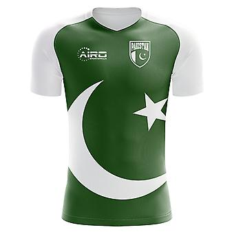 2018-2019 Pakistan Home Concept voetbalshirt