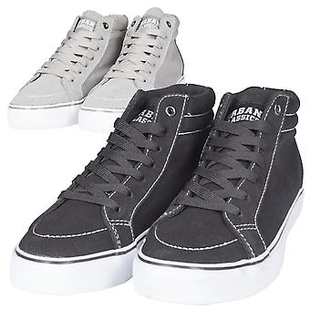 Urban classics - hög canvas sneaker skor