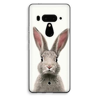HTC U12 + przezroczyste przypadku (Soft) - stokrotka