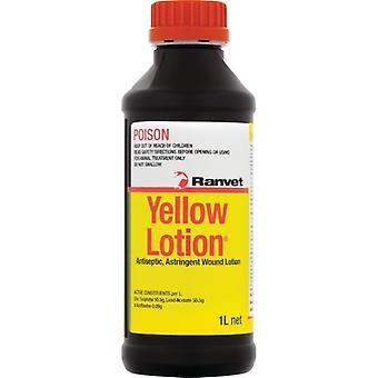 Gelbe Lotion 1L