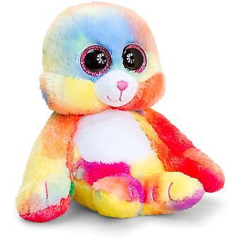 Keel Toys Animotsu Rainbow Seal