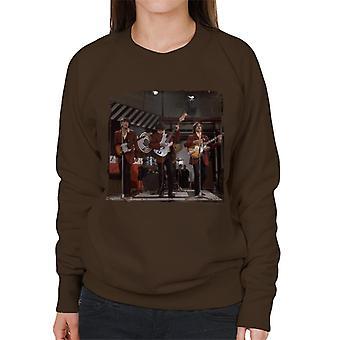 TV keer die The Kinks bij Ready Steady gaan vrouwen Sweatshirt