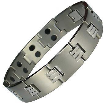 MPS® ERIS Titanium Bracelet magnétique + liens FREE Removal Tool