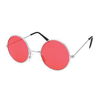 نظارات لينون. الأحمر