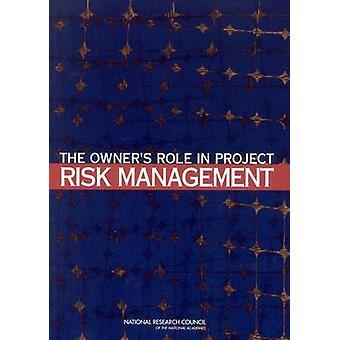 Papel del propietario en la gestión del riesgo del proyecto por Comité Oversigh