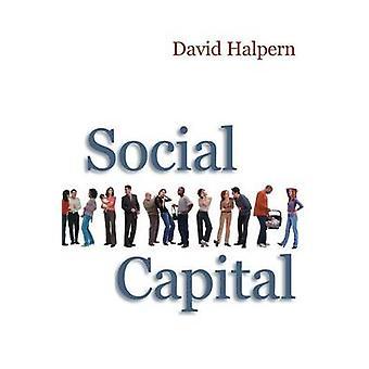 Capitale sociale di David Halpern - 9780745625485 libro