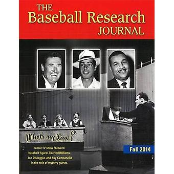 The Baseball Research Journal by Society for American Baseball Resear