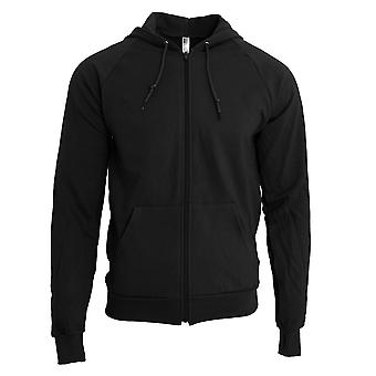 American Apparel Unisex California zip kapucnis pulóver