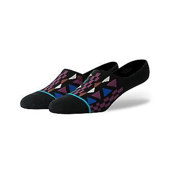 Stance Aztec Low No Show Socks in Black