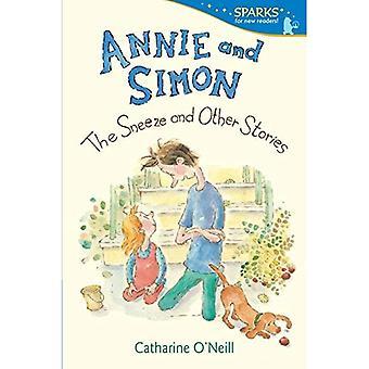 Annie e Simon: lo starnuto e altre storie (Candlewick Sparks)