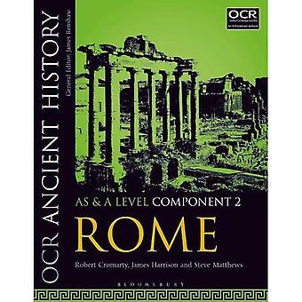OCR Ancient History AS and� A Level Component 2: Rome