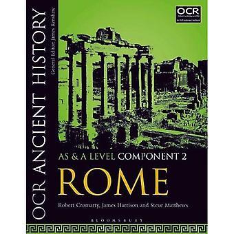 OCR historie AS og et nivå komponent 2: Roma