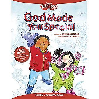 Gott machte Sie spezielle (glauben, die Sticks)