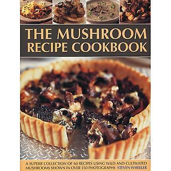 Le livre de recettes de champignons recette