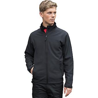 Brookes miesten Pro 2 Layer Workwear softshell takki