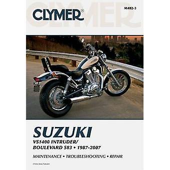 Clymer Suzuki VS1400 Intruder / Boulevard S83 1987-2007 (3rd Revised