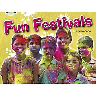 Fun Festivals: Non-Fiction Orange B/1a (BUG CLUB)