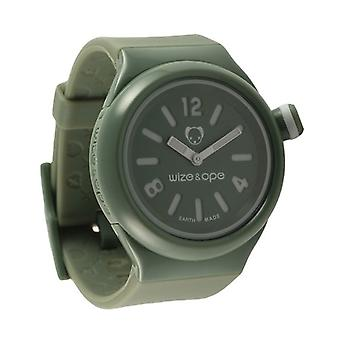 Wize and Ope Classic Khaki Shuttle Watch SH-ALL-7