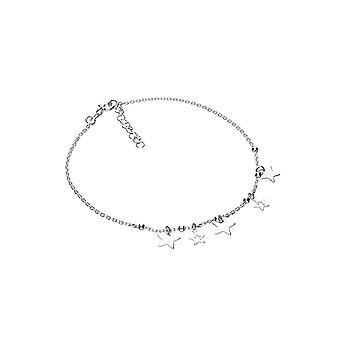 Evigheden sterling sølv 5 stjerne ankel