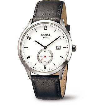 Boccia Titanium 3606-01 Miesten Watch