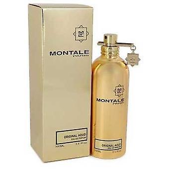 Montale Original Aoud By Montale Eau De Parfum Spray (unisex) 3.4 Oz (women) V728-542511
