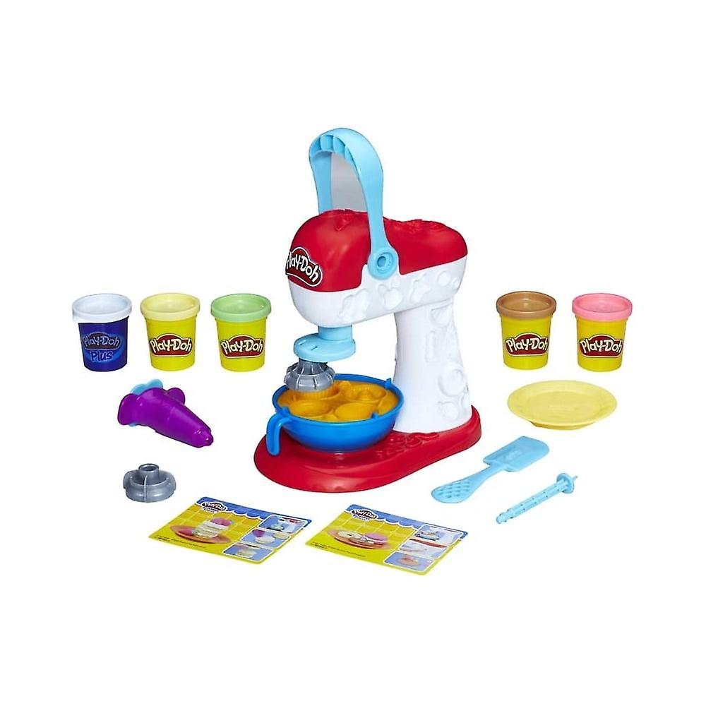 Spela-Doh Play-Doh kök skapelser spinning behandlar mixer