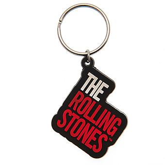 The Rolling Stones PVC Keyring