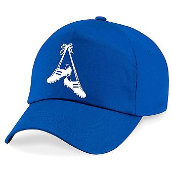 Kids Football Boots Baseball Cap