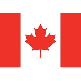 Drapeau de 5 pi x 3 pi - Canada