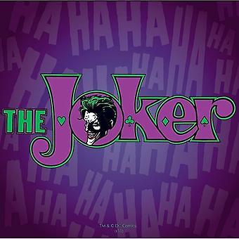Joker officiella D.C. Comics Coaster