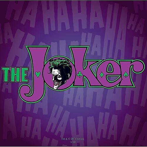 Joker Official D.C. Comics Coaster