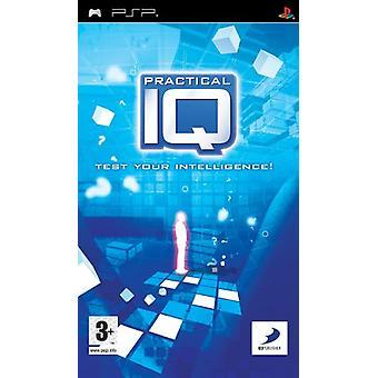 Practical IQ (PSP) - New