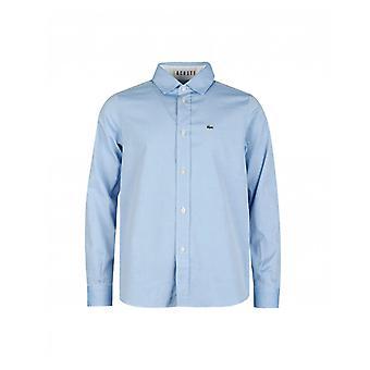 Lacoste Classic Logo Oxford Shirt