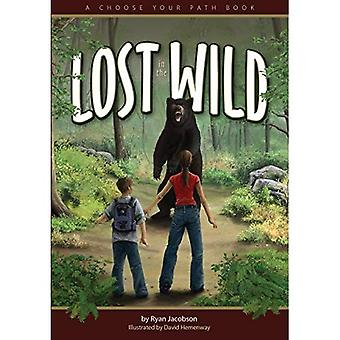 Lost in the Wild (Choose Your Path)